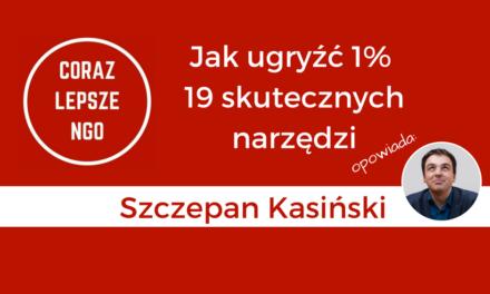 [CLNGO 03] Jak ugryźć 1%. 19 skutecznych narzędzi.