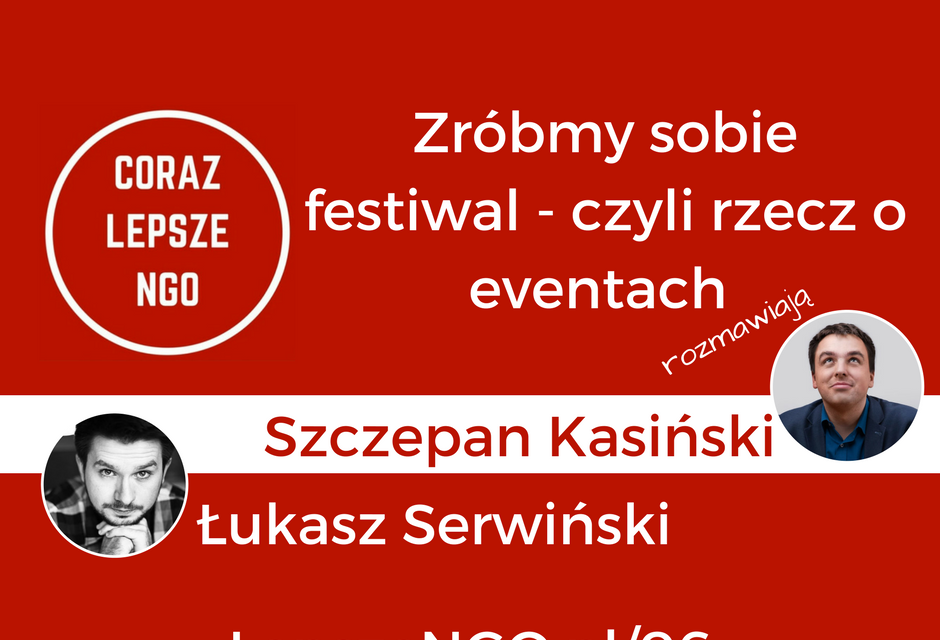 [CLNGO 06] Zróbmy sobie festiwal, czyli rzecz o eventach