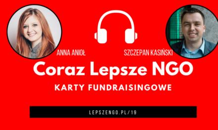[CLNGO 19] Karty fundraisingowe