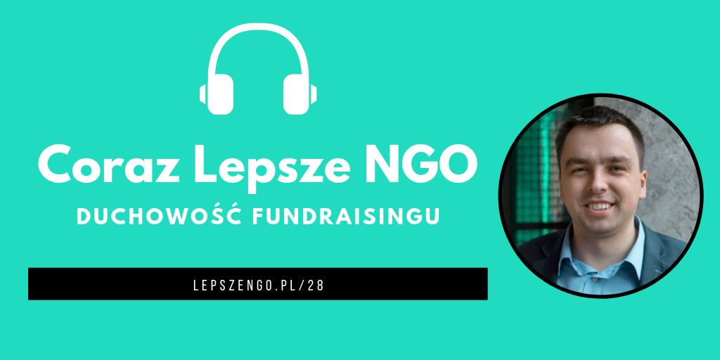 [CLNGO 28] Duchowość fundraisingu