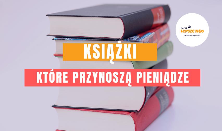 [CLNGO 36] Książki, które przynoszą pieniądze
