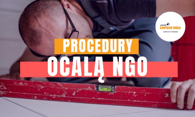 [CLNGO 42] Procedury ocalą NGO