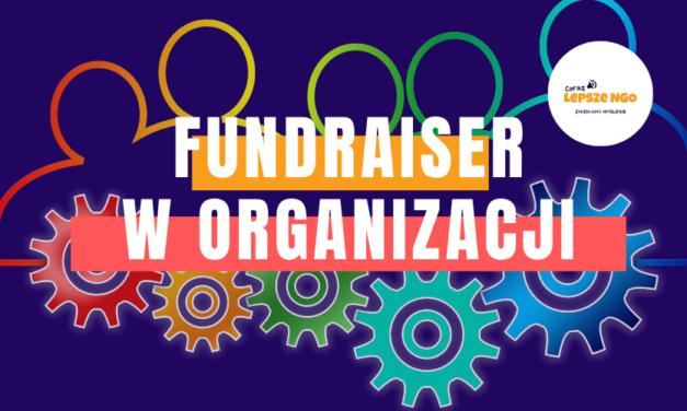 [CLNGO 49] Miejsce fundraisera w organizacji