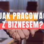 [CLNGO 56] Jak pracować z biznesem?