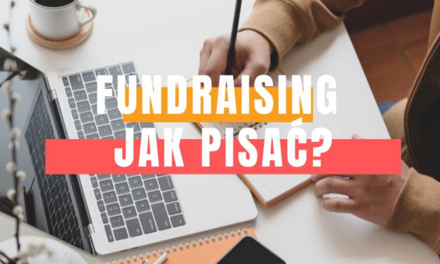 [CLNGO 57] Fundraising. Jak pisać?